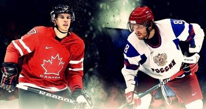 Русская сборная проиграла канадцам начемпионате мира похоккею