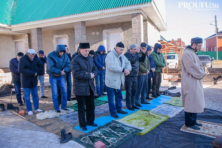 Мусульман уфа знакомства