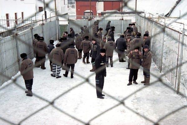 ВРоссии впервые вышел насвободу пожизненно осуждённый
