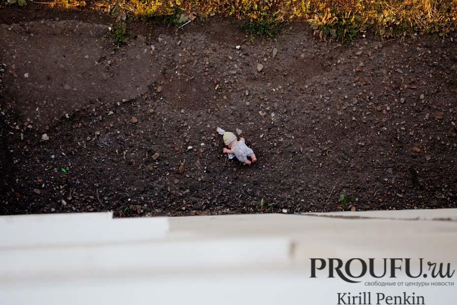 15-летний уфимец умер, выпав изокна