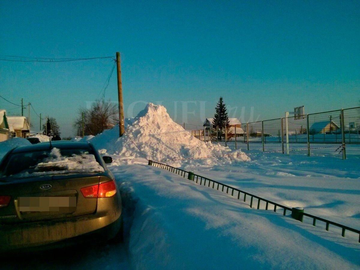 В Уфе после трагедии с ребёнком 11 лет уберут снег