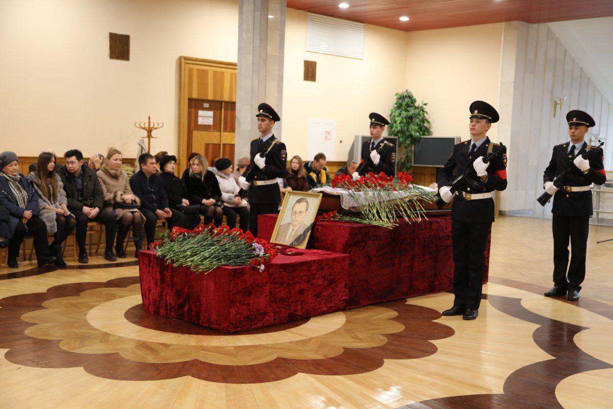 В Уфе простились с депутатом Курултая  Рифгатом Гардановым