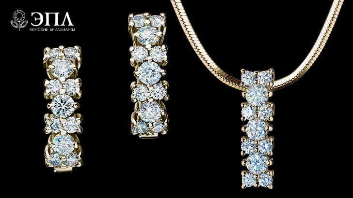 Что такое якутские бриллианты - детальный обзор | 410x728