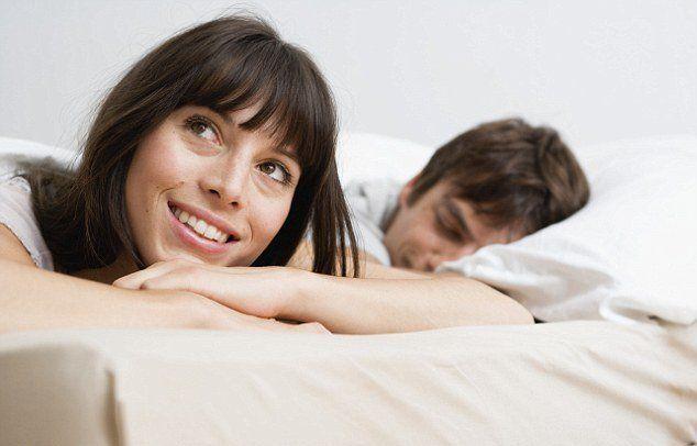Во время секса представляю других женщин