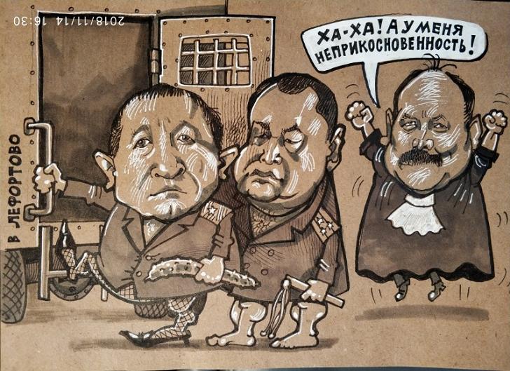 Виталий Буркин: Прокурорская ОПГ из Башкирии. Последует ли продолжение?