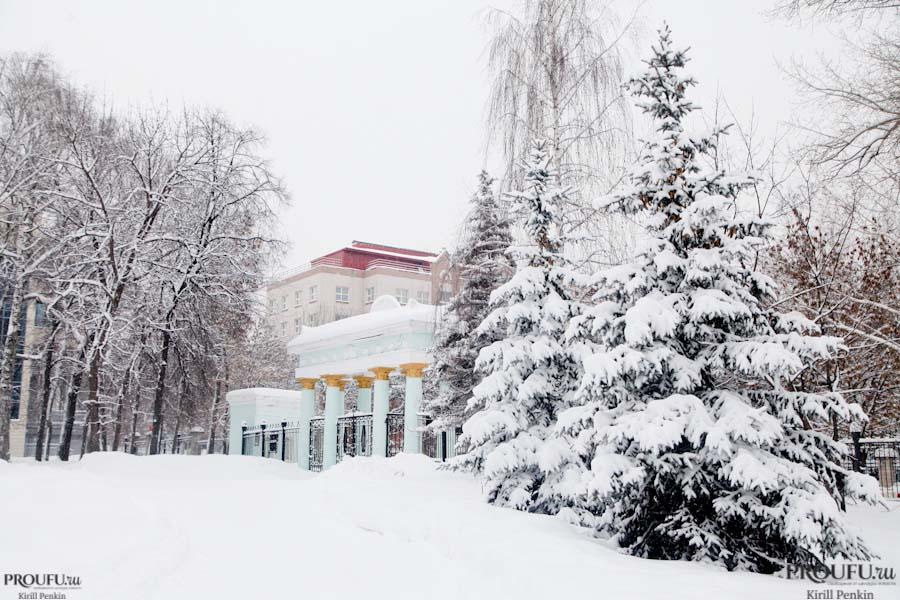 Башгидрометцентр: Наэто неделе граждан республики порадует легкий морозец