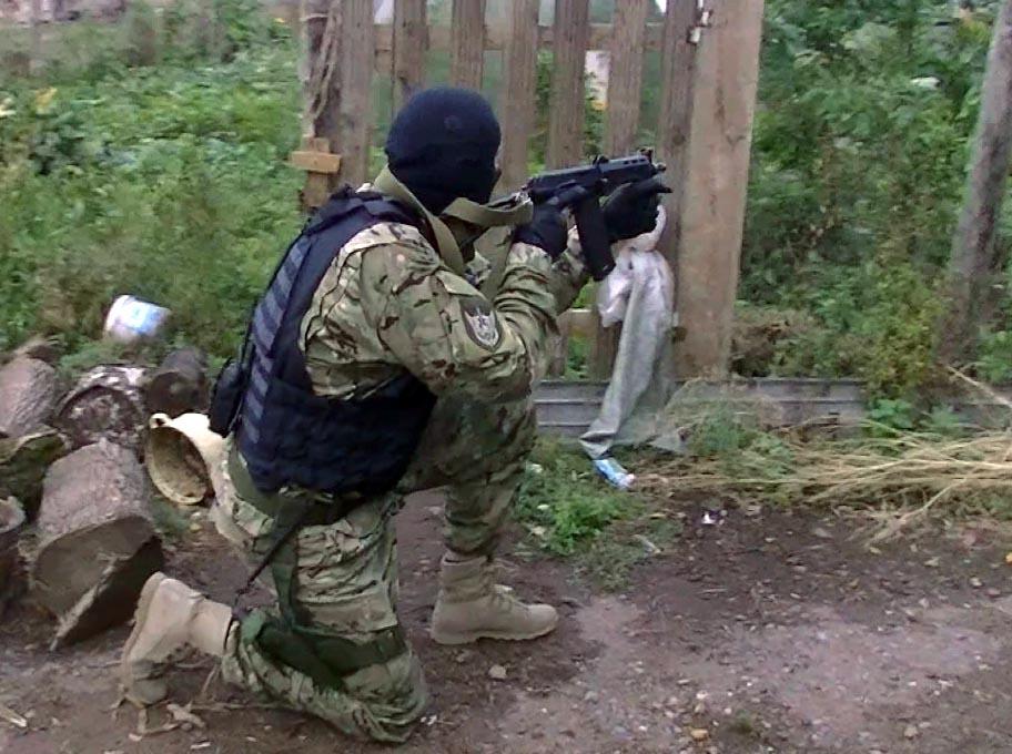 Три террориста получили 33 года колонии заподготовку взрыва вУфе