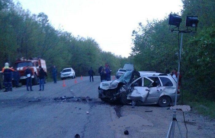 Башкирия: в ДТП рано утром погибли пять человек