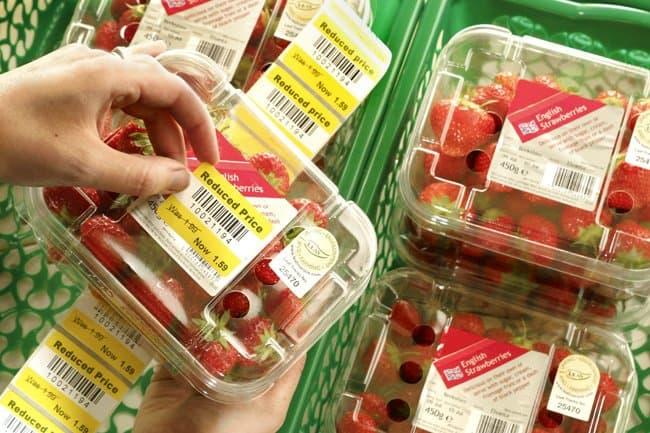 Роспотребнадзор рекомендует производителям маркировать продукты