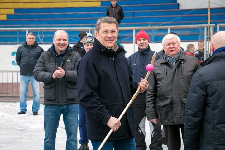 Радий Хабиров продолжает собирать башкирские кадры