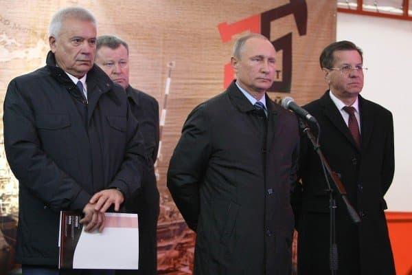 Алекперов исключил участие «Лукойла» вприватизации «Роснефти»