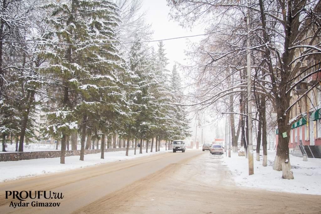 Погода на январь 2007 года