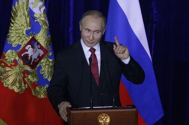Репортеров приглашают на письмо Владимира Путина Федеральному собранию