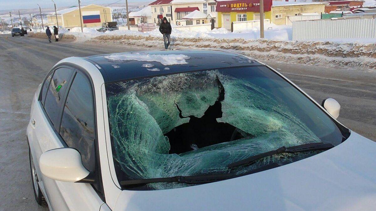 Смертельное ДТП вБашкирии: умер пешеход