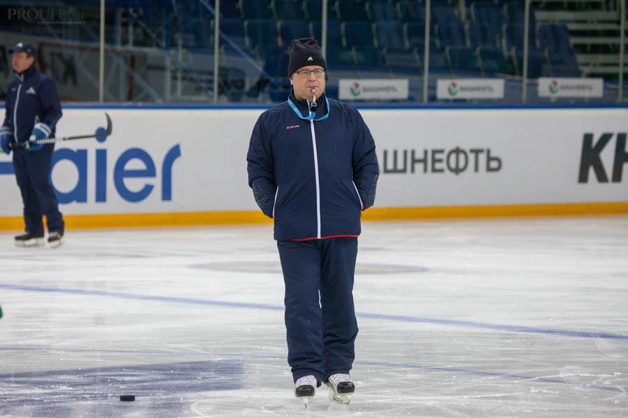 «Салават Юлаев» надомашнем льду победил тольяттинскую «Ладу»