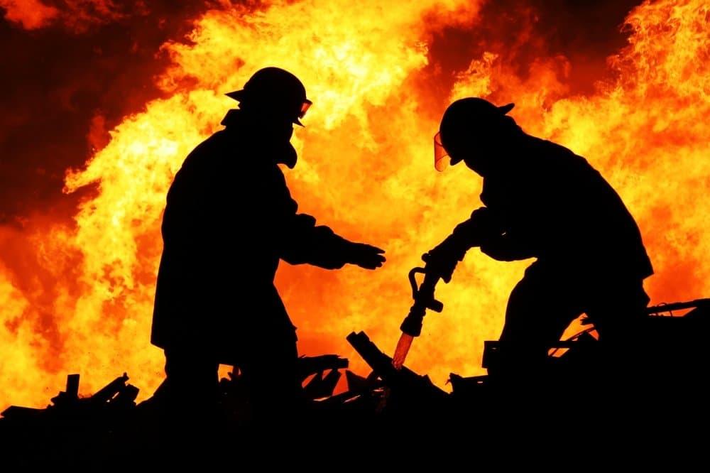 ВБашкирии 79-летний мужчина умер впожаре всвоем доме
