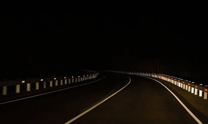 В Башкирии чиновников через суд заставили осветить трассу