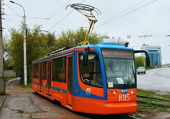 В Уфе неизвестные хулиганы напали на водителя трамвая
