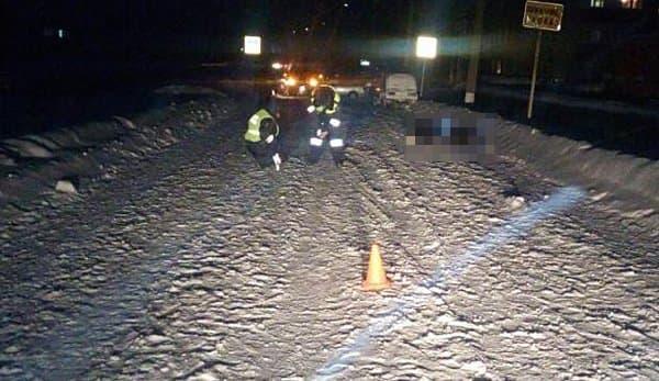 ВБашкирии разыскивают водителя, который насмерть сбил 47-летнюю женщину