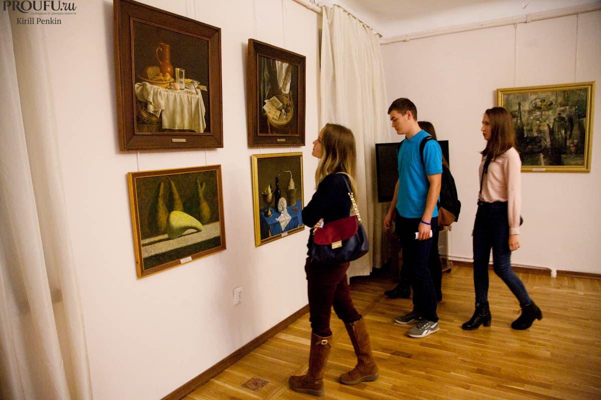 Музей вЮЗАО принял 2,5 тысячи гостей в«Ночь искусств»