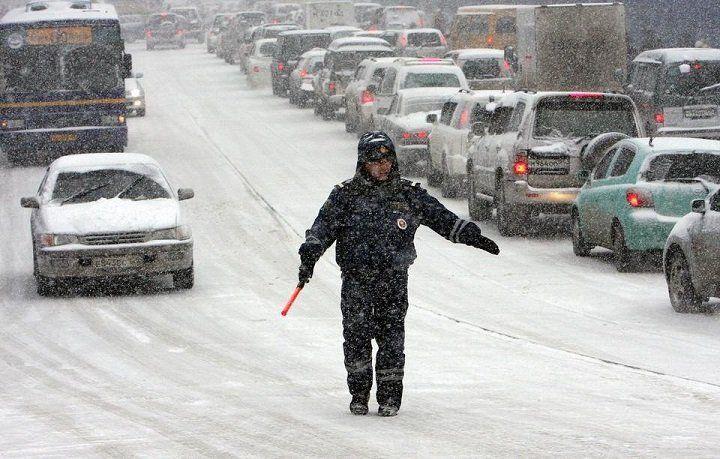 ВБашкирии из-за погоды могут перекрыть междугородние дороги