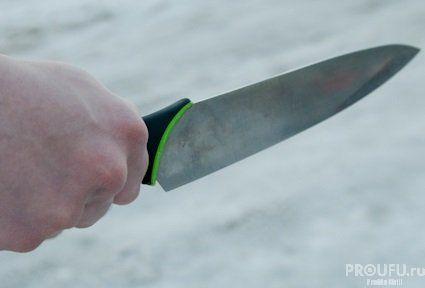 ВБашкирии нетрезвая дочь ударила мать ножом вответ наподзатыльник