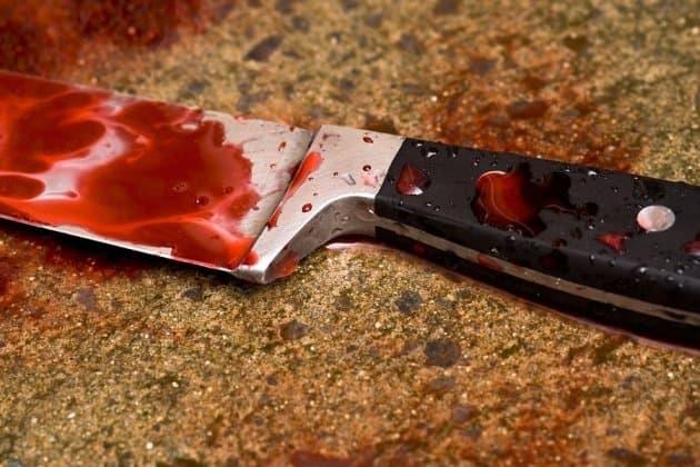 Во Львовской области мужчина ударил ножом сожительницу