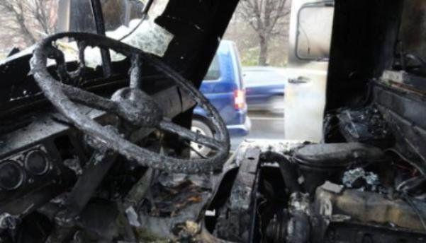 ВБашкирии два дальнобойщика получили разной степени ожоги при тушении фуры