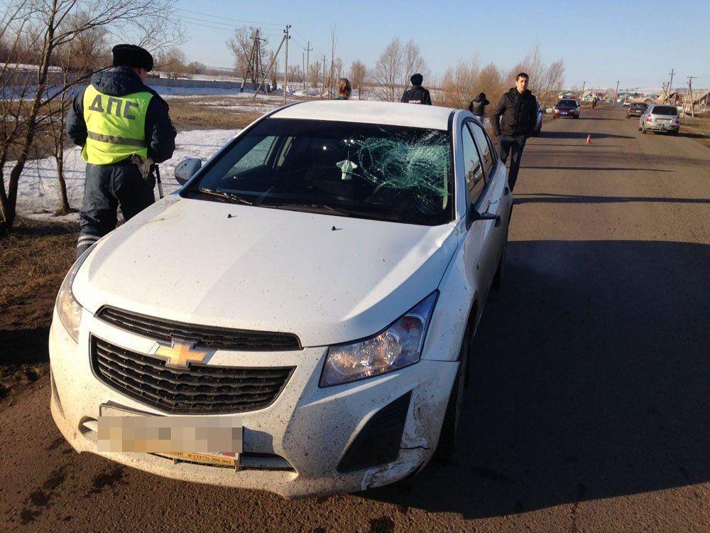 ВБашкирии автоледи утром вернулась наместо ночного смертоносного ДТП