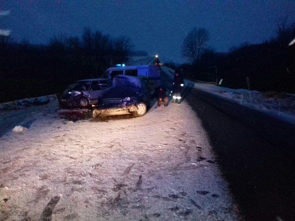 Янаул вБашкирии: шофёр Шевроле Lanos умер в трагедии натрассе Уфа