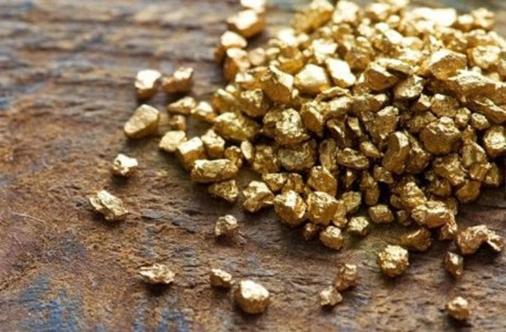 Месторождения золота в башкирии
