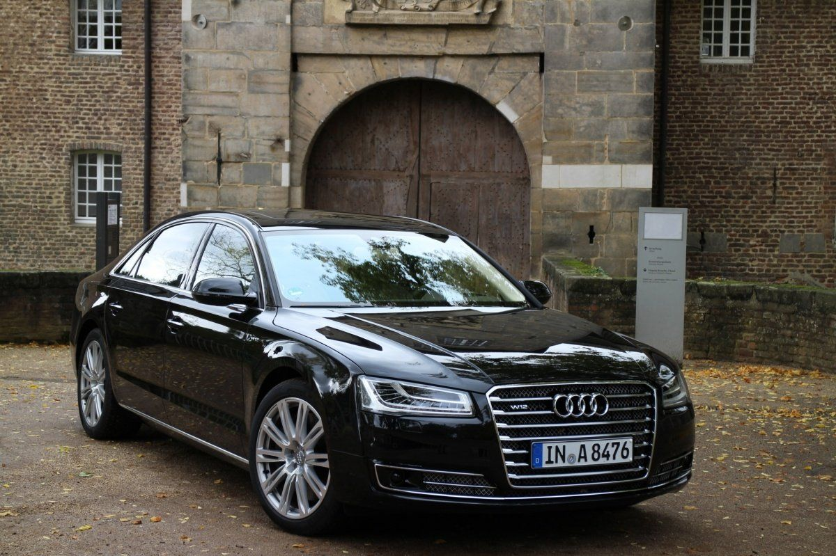 В России прекратили сборку седанов от Audi