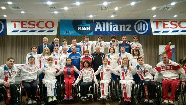 Путин объявил опроведении особых состязаний для паралимпийцев