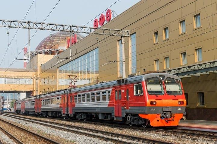 Намайские праздники поменяется расписание пригородных поездов Челябинской области