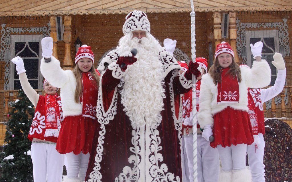 ВУфу изВеликого Устюга приедет главный дедушка Мороз страны