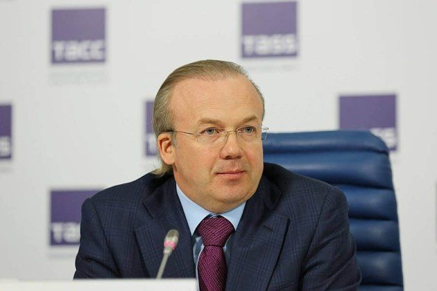 Омбудсмен Борис Титов уходит вотпуск довыборов в Государственную думу