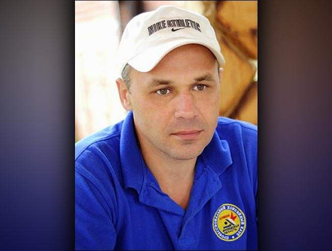 Скончался экс-нападающий челябинского «Трактора» Павел Лазарев