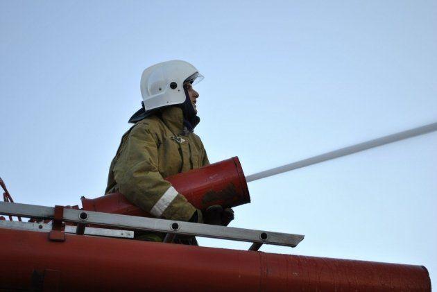 СК: впожаре вУфе погибли два человека, проверка начата
