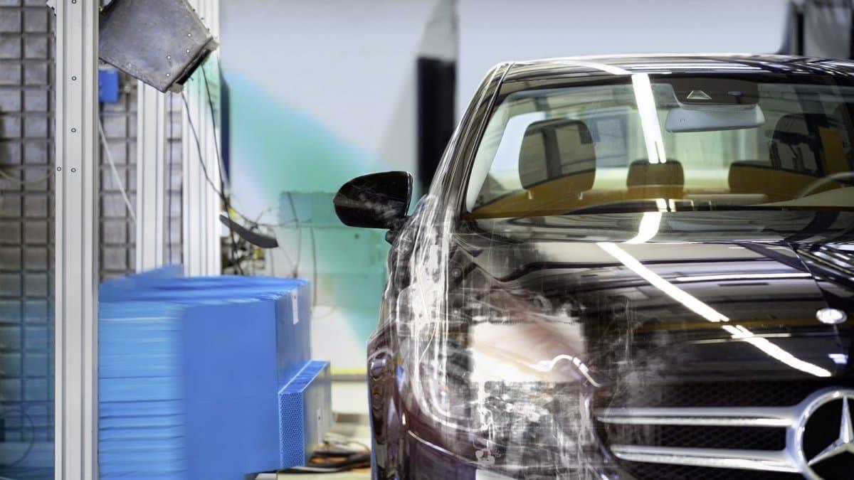 Daimler будет использовать рентген накраш-тестах