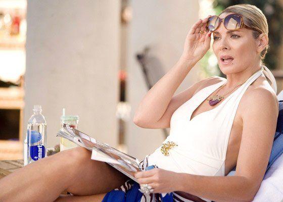 Сериал разрушил третий брак Ким Кэттролл
