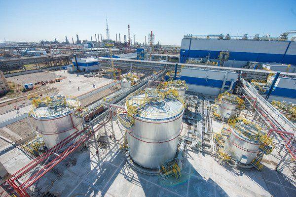 ВСалавате запустили производство акрилатов за40 млрд. руб.