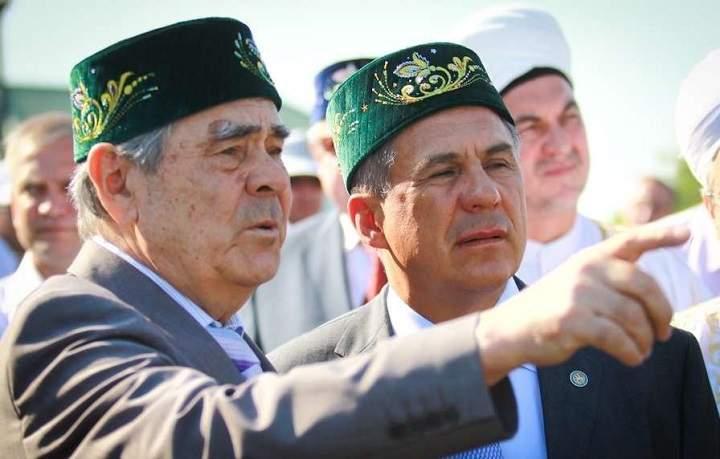 Экс-президент Татарстана Шаймиев рассказал, что происходит из тептярей, а его родной район был башкирским