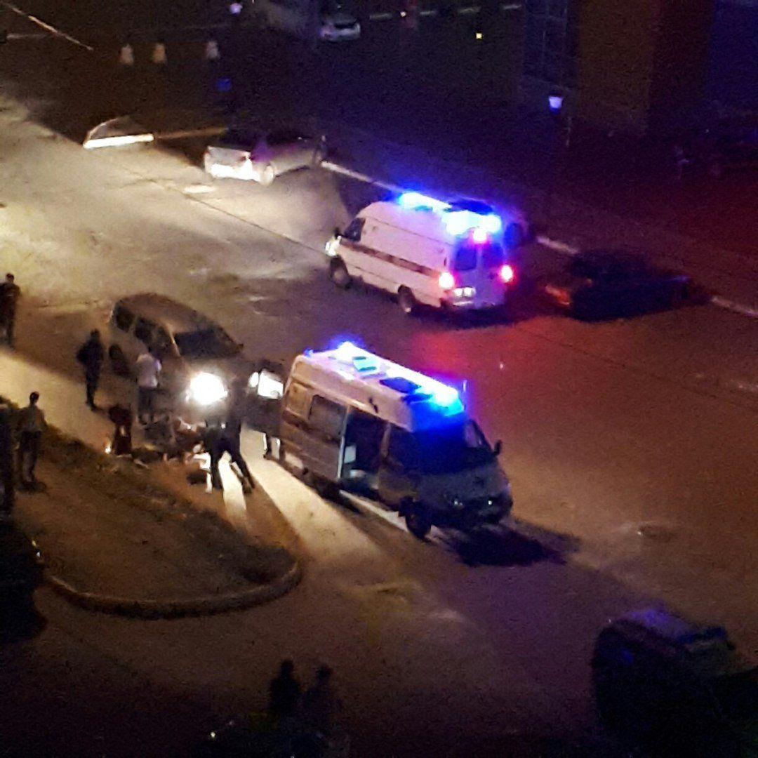 В Уфе ночью сбили женщину в 30 метрах от светофора
