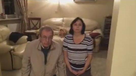 Отец геймера просящий на коленях у сына прощения работает в МГУ