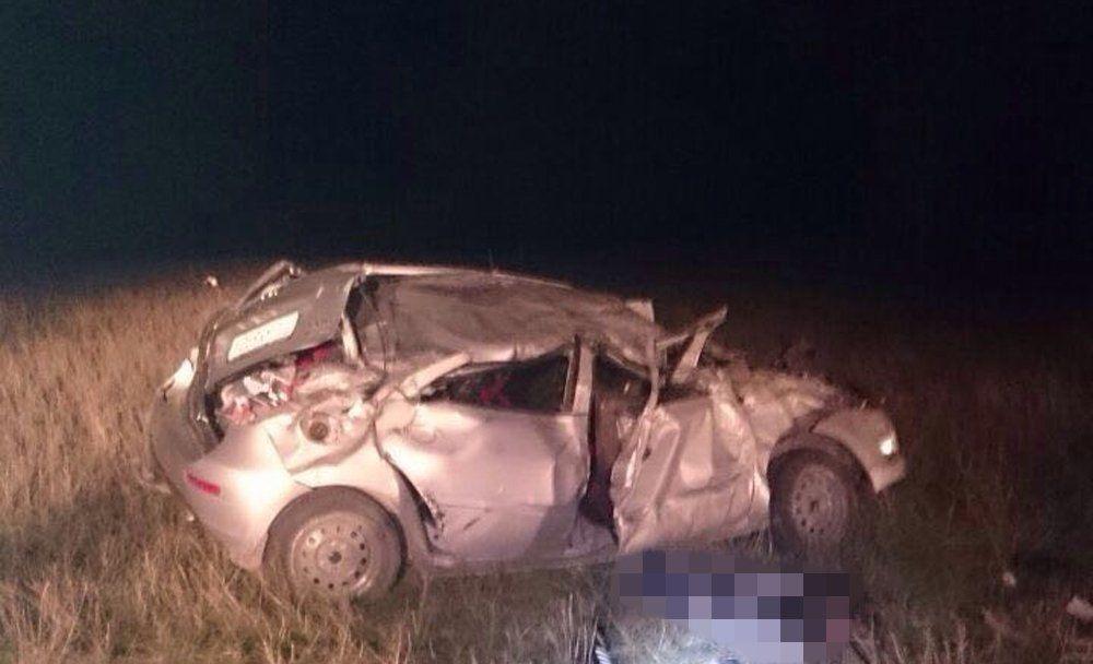 ВБаймакском районе ввылетевшем вкювет авто погибли два человека