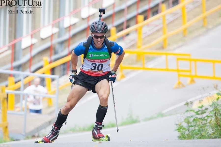 Башкирские биатлонисты завоевали награды начемпионате Российской Федерации