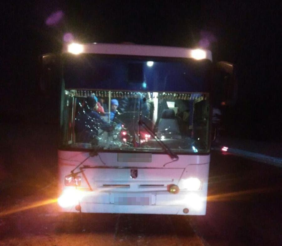 ВБашкортостане 52-летняя женщина погибла под колёсами автобуса