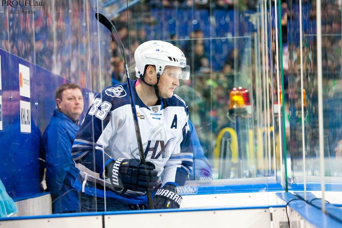 Дмитрий Макаров возвратится в«Салават Юлаев»