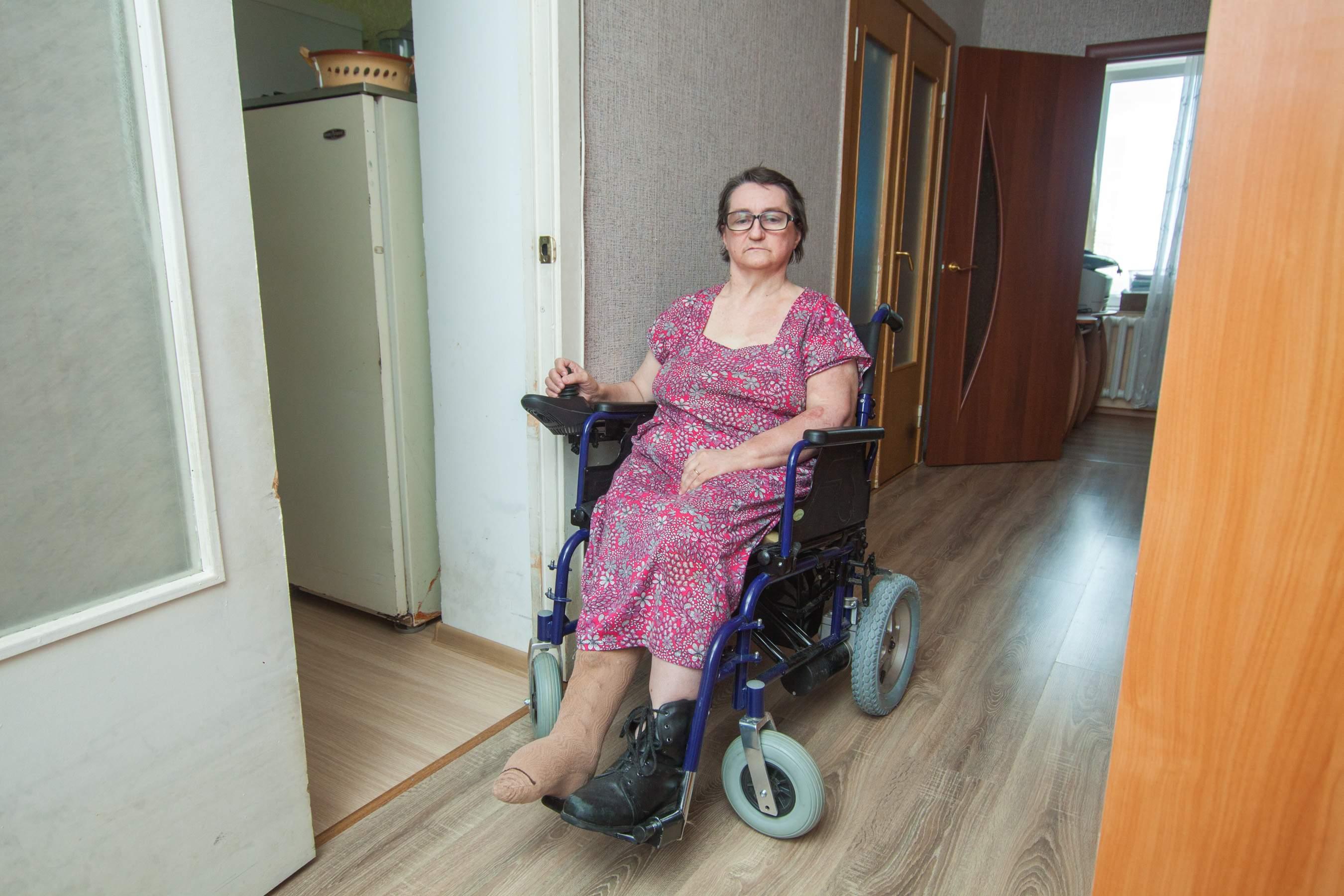 Женщина инвалид познакомиться 4 фотография