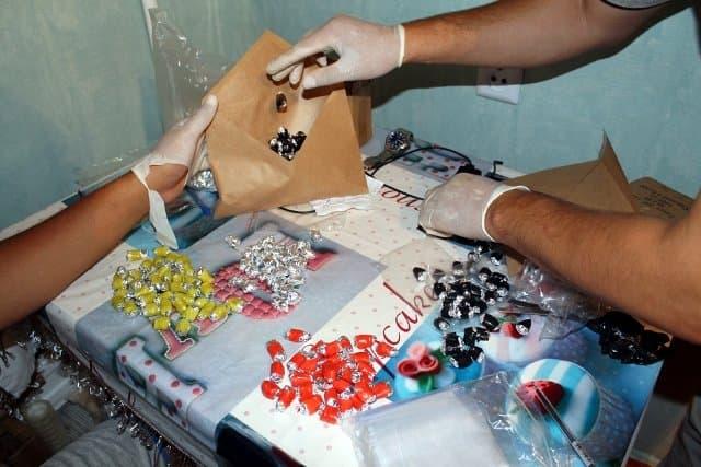 Вуфимской штаб-квартире наркодилеров отыскали 4 килограмма «скорости»